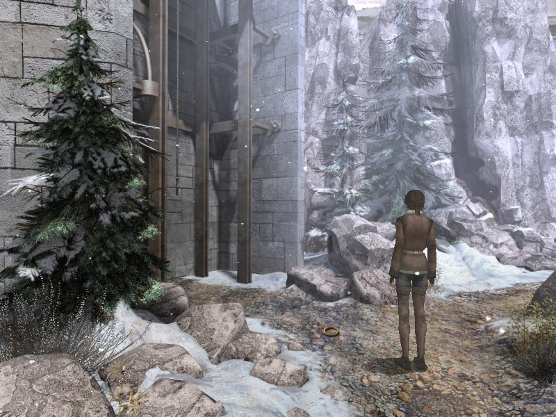 Snowing in Syberia II