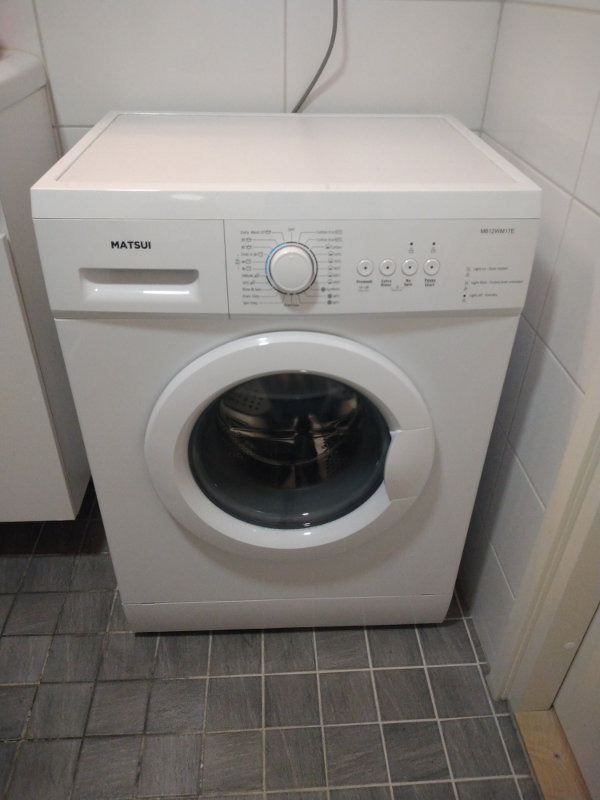 My washing machine